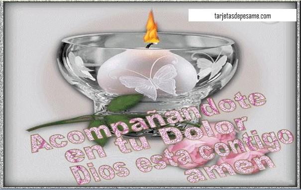Tarjetas De Condolencias Por Fallecimiento