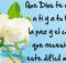 Dios te de fortalezas en momentos de dolor